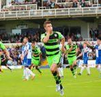 Bristol Rovers vs Fleetwood Town