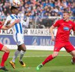Karlsruher SC vs SV Sandhausen
