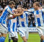 Huddersfield Town vs Wigan Athletic