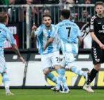 TSV 1860 Munchen vs Kaiserslautern