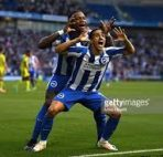 Brighton and Hove Albion vs Leeds United