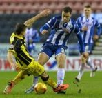 Wigan Athletic vs Ipswich Town