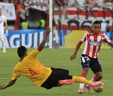 Junior Barranquilla vs Alianza Petrolera