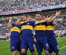 Atletico Huracan vs Boca Juniors