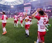 New York Red Bulls vs New England Revolution
