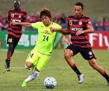 Urawa Red Diamonds vs Shanghai SIPG
