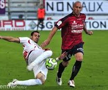 Nimes vs Clermont Foot