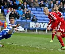 Reading vs Cardiff City