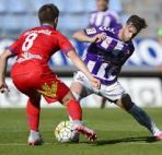 Real Valladolid vs SD Huesca