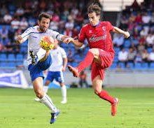 Numancia vs Tenerife