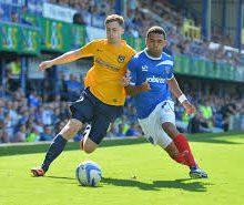 Portsmouth vs Oxford United