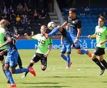 Viborg vs HB Koge
