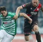 St. Pauli vs SpVgg Greuther Furth
