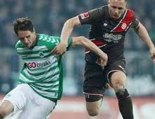 St. Pauli vs SpVgg Greuther Furth