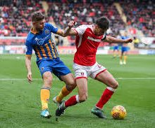 Rotherham United vs Shrewsbury Town
