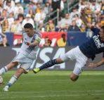 New England Revolution vs LA Galaxy