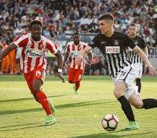Spartak Trnava vs Crvena Zvezda