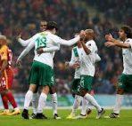 Galatasaray SK vs Bursaspor