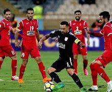 Persepolis vs Al Sadd Doha