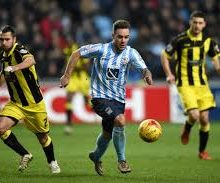 Burton Albion vs Coventry City