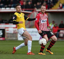 Exeter City vs Northampton Town