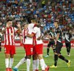 UD Almeria vs Cordoba CF