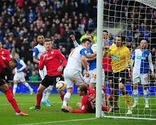 Blackburn Rovers vs Cardiff City