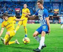 FC Helsingor vs Esbjerg FB