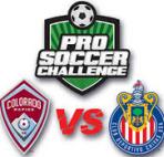 Colorado Rapids vs. Chivas USA  Arenascore