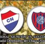 Nacional Asunción vs. San Lorenzo  ( Arenascore )