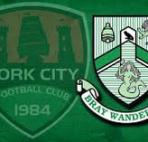 Cork City vs. Bray Wanderers  ( Arenascore )