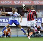 sampdoria vs milan-arenascore