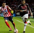Atl Paranaense vs Junior Barranquilla